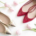 ぺたんこだってレディになれる♡今年選ぶべき【女っぽ春フラット靴】はここにアリ!のサムネイル画像