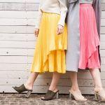普段あまり着ない人も、今年はトライ♡【イエロー&ピンクの今っぽコーデ術】のサムネイル画像