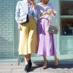 ラクしておしゃれ!今年っぽい大人の余裕スタイルは【とろみパンツ】でつくる♡のサムネイル画像