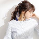春イベント&コーデ別に大提案♡【さりげ可愛い】盛れるヘアアレンジのサムネイル画像