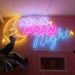 大人気!韓国発【neon moon】が今年もラフォーレ原宿にやってくる♡のサムネイル画像