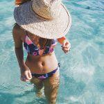 アラサーだって海行きたい♡大人女子の水着は【体型カバー】がマストのサムネイル画像