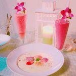 南国リゾートに来た気分♡【マーメイド】な店内が可愛すぎるカフェ!のサムネイル画像