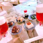 これ全部スイーツ!?【居酒屋風スイーツ】でお昼から乾杯しちゃお♡のサムネイル画像