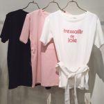 夏のマストアイテムは【デザインTシャツ】!これさえあれば主役級♡のサムネイル画像