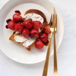 美味しさの進化が止まらない!最新版【悪魔のトースト】レシピ5選♡のサムネイル画像