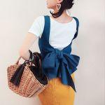 これからの季節にマストアイテム♡ 【リボンビスチェ】で夏っぽく!のサムネイル画像