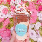 この夏食べたい♡【LOLA's Cupcakes】と有名アイスがコラボ!のサムネイル画像