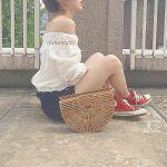 今年の夏は【かごバッグ】にラブコール♡オシャレさん必見!夏コーデのサムネイル画像