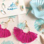 【天然石】が可愛すぎ♡「Sea makana」でプチプラ夏アクセをゲット!のサムネイル画像