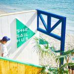 この夏限定!ヘリーハンセンとコラボした海の家【THE SAIL HUS】へ♡のサムネイル画像