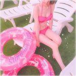 皆の視線を独り占め♡【リボンビキニ】がお目立ちガーリーで可愛い!のサムネイル画像