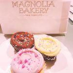 美味しくて可愛いカップケーキが大人気♡【Magnolia Bakery】表参道のサムネイル画像