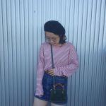 寒い季節だけじゃない!夏でも被れる【ベレー帽】の取り入れ方♡のサムネイル画像