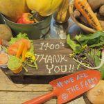 新鮮野菜を堪能!おしゃれな【WE ARE THE FARM】が気になる♡のサムネイル画像