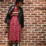 着回しいろいろ♡秋の【ライダースコーデ】を色別にご紹介!のサムネイル画像