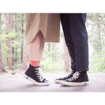 秋のオシャレは足元から♡可愛い女の子のための【スニーカーと靴下】のサムネイル画像