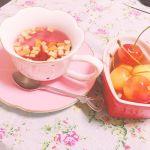 お茶も食べれる時代になった!?【ティート】で新感覚ティータイム♡のサムネイル画像