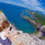 東京から3時間で行ける絶景スポット♡【式根島】が素敵とウワサ!のサムネイル画像