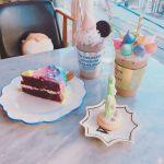 食べるのが惜しいくらい♡韓国のゆめかわカフェ【Creamfields】のサムネイル画像