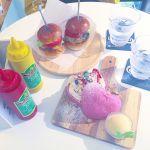 可愛すぎるスイーツバーガーって?ミニバーガー専門店【coeur】へGO!のサムネイル画像