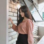 秋コーデに必須♡韓国3大通販ブランド注目【チェック柄アイテム】!のサムネイル画像