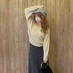 【キャスケット】に合わせたい♡簡単ヘアアレンジでこなれ感ゲット!のサムネイル画像