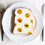 可愛すぎて食べられない♡【トーストアート】秋の最新デザインのサムネイル画像