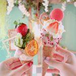 代官山にオープン!【UkiUki Cafe】が可愛すぎる♡のサムネイル画像