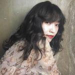 ちょい見えが今っぽい♡【黒髪×インナーカラー】でおしゃ髪に!のサムネイル画像