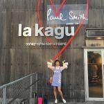 この秋限定のスポット♪人気店【la kagu】がPaul Smithとコラボ!のサムネイル画像