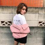 みんな持ってるアイテム♡【ライダースジャケット】のコーデ特集のサムネイル画像