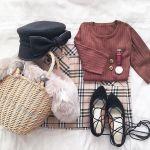 この冬1枚は持っておきたい♡【万能ニットスカート】を要チェック!のサムネイル画像