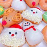 SNSでシェアしたい♡かわいすぎる《クリスマス限定ドーナツ》たちのサムネイル画像
