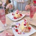 苺好き必見!甘くてラブリーな苺づくしの【苺デザートブッフェ】のサムネイル画像