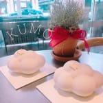 ぷくぷく感がたまらない♡インスタで話題の【KUMOケーキ】♪のサムネイル画像