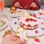 これは食べに行きたい♡迫力満点【クリスマス限定】パンケーキ特集のサムネイル画像
