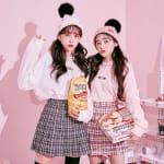 簡単×カワイイ!【クリスマス女子会】お揃いヘアアレンジ5選♡のサムネイル画像
