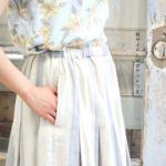 今年の春の新顔♡ガウチョ&スカーチョをフェミニンに着こなそう♪のサムネイル画像